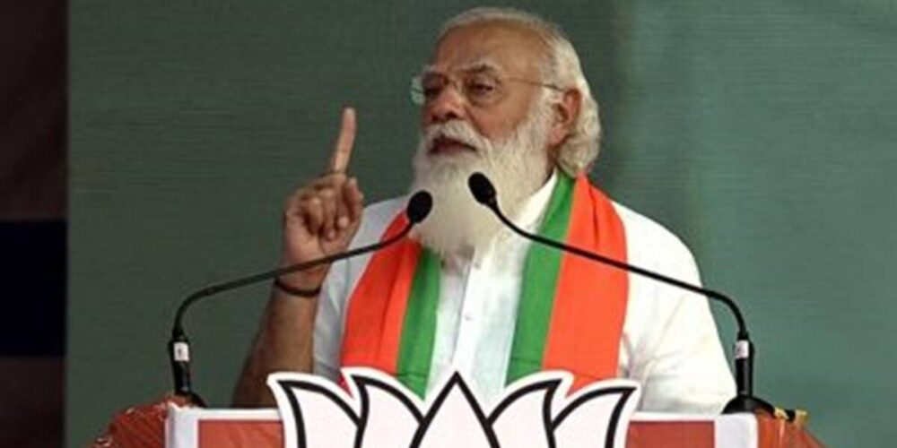 PM Modi regrets not learning 'world's oldest language' Tamil