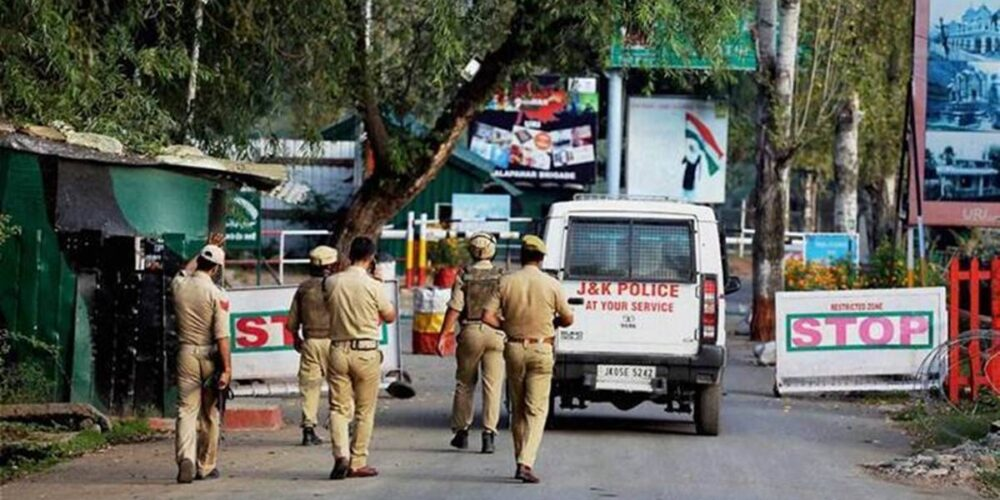 In police custody after offending IAS officer, J&K activist released