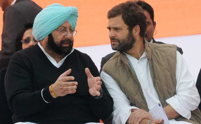 Punjab Congress Crisis, Amarinder Singh Successor May Be Announced Today Amid Flurry Of Meetings